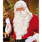 Santa Weihnachtsmann Perücke und Bart
