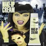 """Make Up Cream 28ml Tube """"Glow in the Dark"""""""