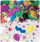Konfetti Ballons Spaß, Tischdeko, Streukonfetti Deko Tischkonfetti