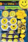Smileys Gastgeschenke Kindergeburtstags Smileys 48 Teile Give Away