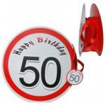 Geschenktüte Geburtstag Zahl 50