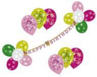 Ballon Deko Set, Pferde Party, Geburtstag, Kindergeburtstag, Deko, Charming Horses