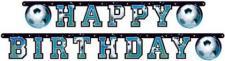 Partykette, Fussball Deko, Party Motto, Geburtstag, Kindergeburtstag, Feier