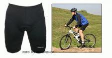 Fahrradhose - Radlerhose mit Polsterung- Hose