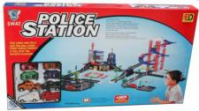 Parkgarage Polizeistation Parkhaus Garage 8 Autos
