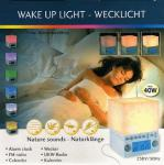 Radiowecker Lichtwecker Wake up Light
