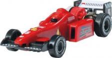Darda-Motor-Rennbahn-Bahn Auto Formula red Rennwagen 50304