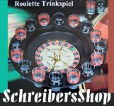 Trinkspiel Saufspiel Gesellschaftsspiel Roulette
