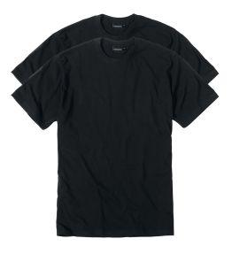 Götzburg T-Shirt 2er Pack schwarz