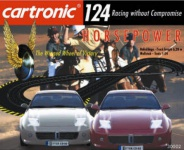CARTRONIC 124 Horspower Rennbahn