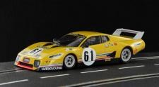 Sideways Ferrari 512BB/LM Le Mans 24h 1979 mit Slot.it Technik