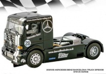 Flyslot Mercedes Benz Barcelona Truck GP 2008