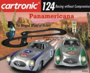 CARTRONIC 124 Panamericana Rennbahn