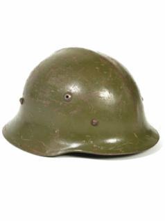 Bulgarischer Helm WKII gebraucht