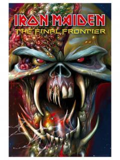 Poster Iron Maiden Final