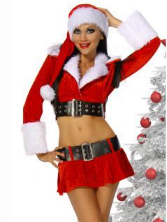 Mini Weihnachts-Kostüm