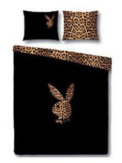 Playboy Bettwäsche Leopard