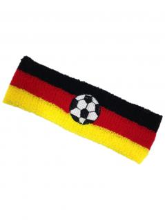 Stirnband Deutschland Fußball