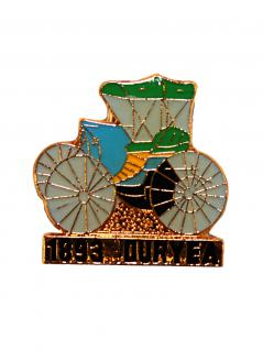 Anstecker Pin 1893 Oldtimer