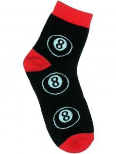 Socken acht