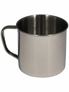 Edelstahl Becher 500 ml
