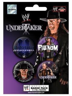 Button Set WWE Undertaker