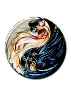 2 Button Alchemy Lady