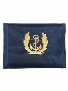 Geldbeutel Marine blau