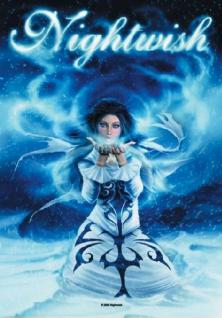 Nightwish Poster Fahne Frozen