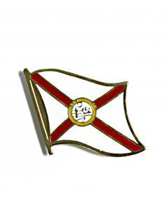 Anstecker Pin Flagge Florida