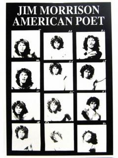 6 Jim Morrison Postkarten