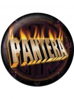 2 Button Pantera Logo