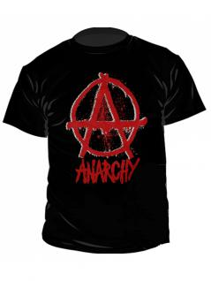 T-Shirt Arnachy rot