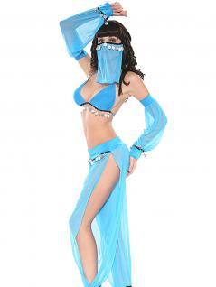 Bauchtanz Kostüm