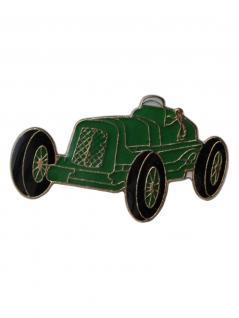 Anstecker Pin Oldtimer Rennwagen