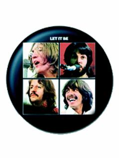 2 Button The Beatles Let it Be
