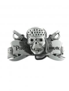 Gürtelschnalle Pirates