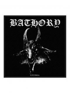 Aufnäher Bathory Goat