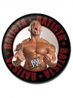 2 Button WWE Batista