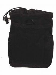 Patronenhülsen Tasche schwarz