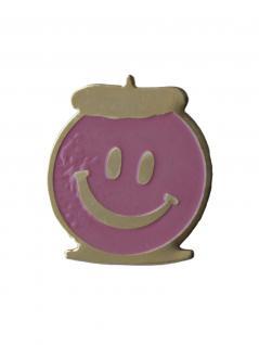Anstecker Pin Franzosen Smiley