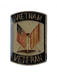 Anstecker Pin Veteranen Vietnam