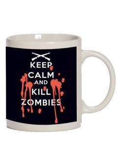 Tasse Kill Zombies