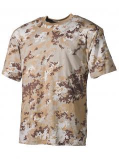 US Army T-Shirt Vegetato Desert