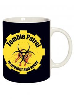 Tasse Zombie Patrol