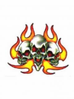 Aufbügler Fire Skulls