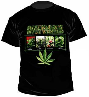T-Shirt America most Wanted