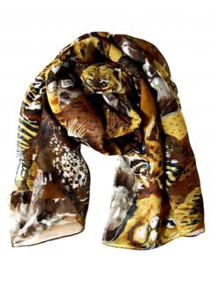 Polyester Tuch Safari
