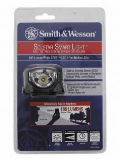 Smith & Wesson Stirnlampe