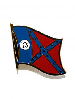 Anstecker Pin Flagge Süden